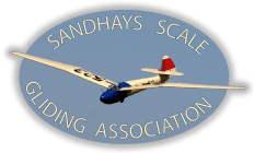 Sandhays Scale Gliding Association Logo
